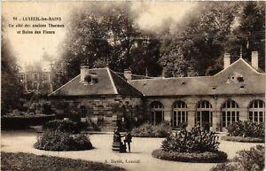 CPA-Luxeuil-les-Bains-Un-Cote-des-Anciens-Thermes-636758