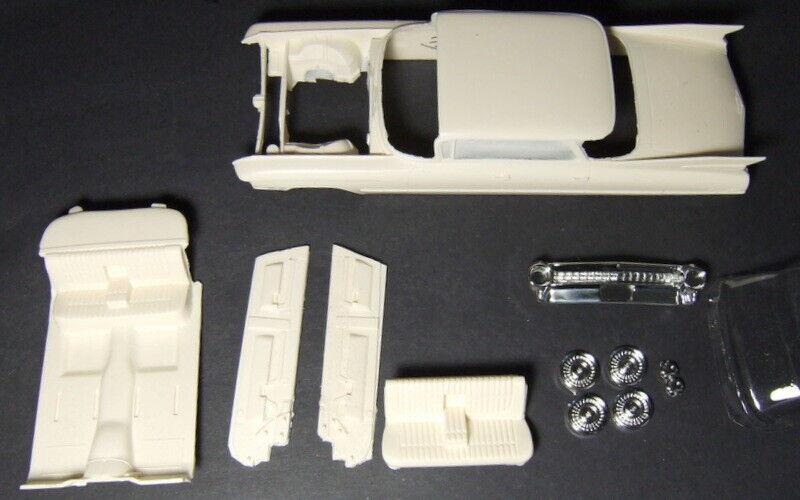 1959 Cadillac Sedan de Ville 4 Dr. flat top hkonsts trans kit 1 25th
