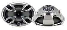 """6""""x 9"""" Car Speaker 1200W 4 Ohm Ultra-Lite Pulp Woofer Cone w/ Colth Surround"""
