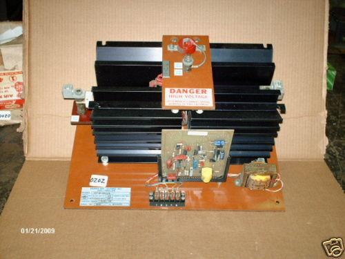 Enerix Pro-troller Mod 11P-GP-120-1//W 480V 120A 50-60Hz