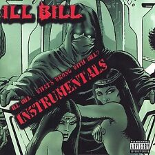 ILL BILL-WHAT`S WRONG WITH BI CD NEW
