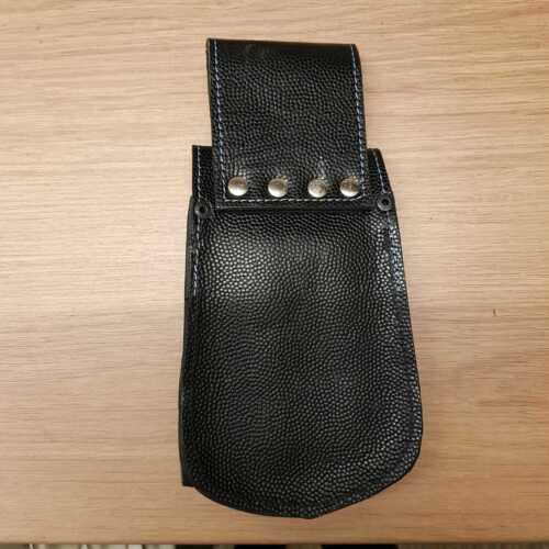Leather Thor Mobile Cell Phone Belt Loop Pouch Viking Norse Odin Wallet Hip Bag