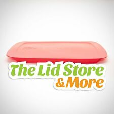 """Pyrex Easy Grab Plastic Red Lid - Replacement Cover For 3Qt 9x13"""" Dish-C-233-PC"""
