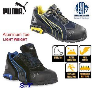 Puma Slip \u0026 biqueira de aço resistente