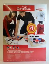 Speedball Fabric Screen Printing Kit -Authentic- Brand New In Box