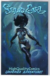 SQUID-GIRL-1-NM-Limited-Mike-Hoffman-Good-girl-2002-more-indies-in-store