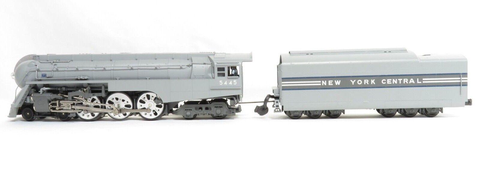 MTH 20-3045-1 New York Central 4-6-4 Dreyfuss Steam Engine w  Predosound 2.0 LN