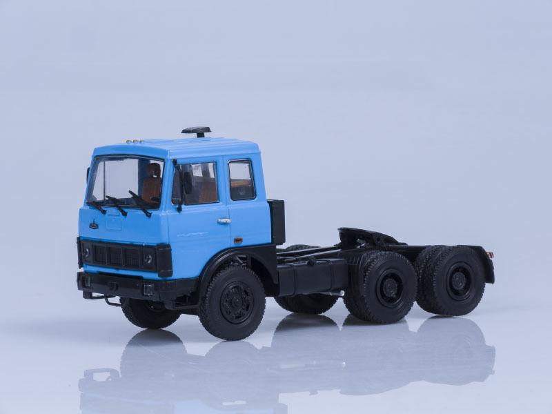 MAZ 6422 tractor bluee 1 43 AIST New