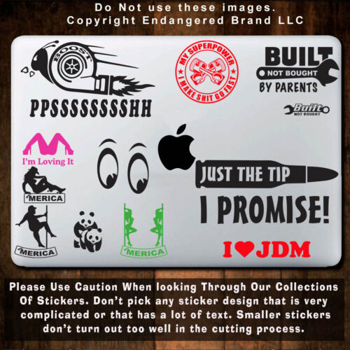 Military Just The Tip I Promise Bullet Sniper Decal Sticker