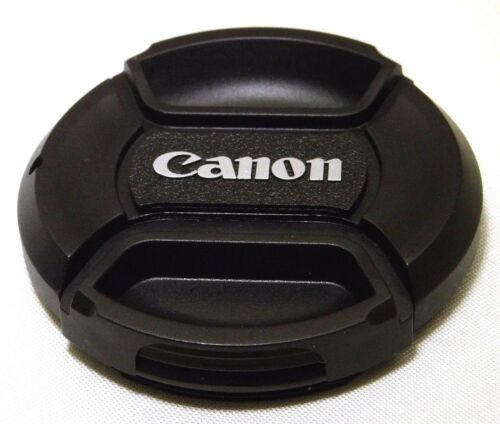 49mm Snap-on Plastic Front Lens Cap for Canon