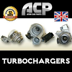 Turbocharger-no-758351-for-BMW-525-530-730-d-xd-ld-197-231-235-BHP