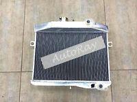 Aluminum Radiator For Volvo Amazon P1800 B18 B20 Engine Gt 59-70 Manual