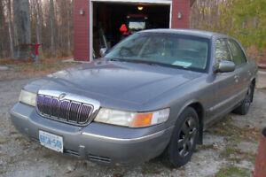 1998 Mercury Grand Marquis GS Other