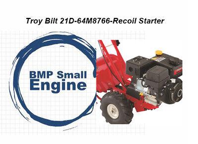 Recoil Starter Assy For Troy Bilt 21D-65M8766 Super Bronco Tiller