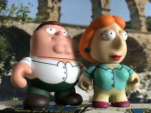 Family Guy Kidrobot Stewie New W//Card Box Accessory Sealed