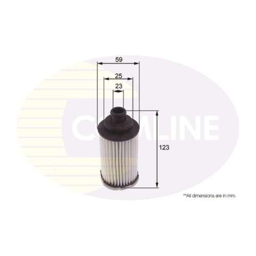 Genuine Comline Filtro de aceite-EOF315