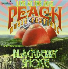 CD BLACKBERRY SMOKE Live At The Peach Music Festival 2012 / Southern Rock