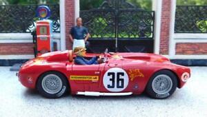 1/32 RESIN BODIED LANCIA D24 SLOT CAR   *UNIQUE* Mulsanne Models.
