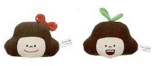 Line Classic Stamp Anime Character Cute Cherry coco CherryCoco Doll Head