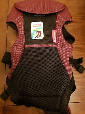 BABY WISE Ergonomic strong breathable adjustable baby carrier 6 Months