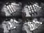 NEW-CUSTOM-Traxxas-1-10-Slash-Shock-Wraps-boots-covers-sox-1-set-4-pcs miniatuur 5
