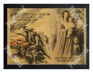 Historic-WWI-Recrutiment-Poster-New-Jersey-must-fight-Postcard