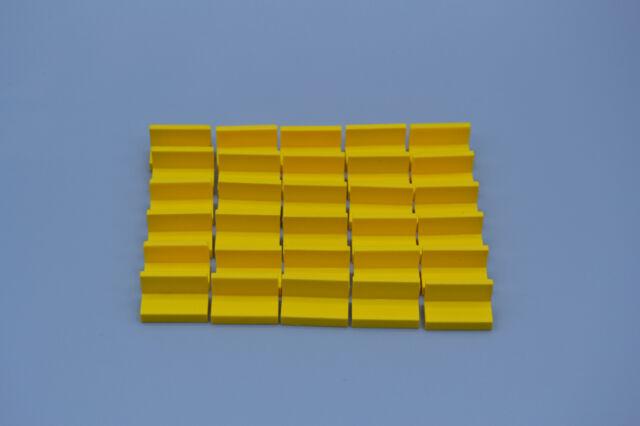 LEGO 10 x Paneele neues dunkelgrau Dark Bluish Gray Panel 1x4x1 30413