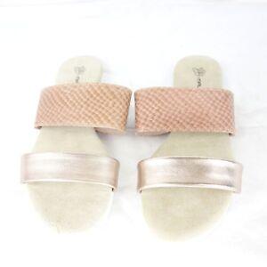 Maluo Damen Schuhe Flache Sandalen Pantoletten Sandaletten