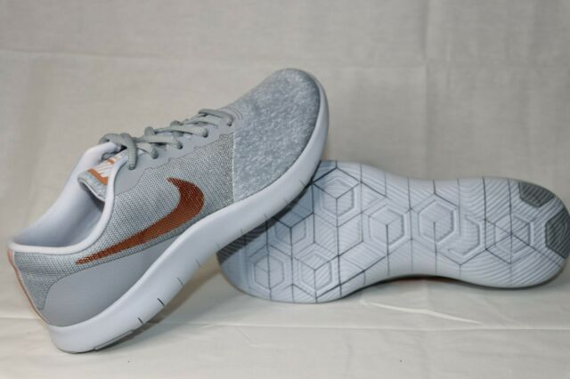 Running Shoes SNEAKERS Grey Rose Gold