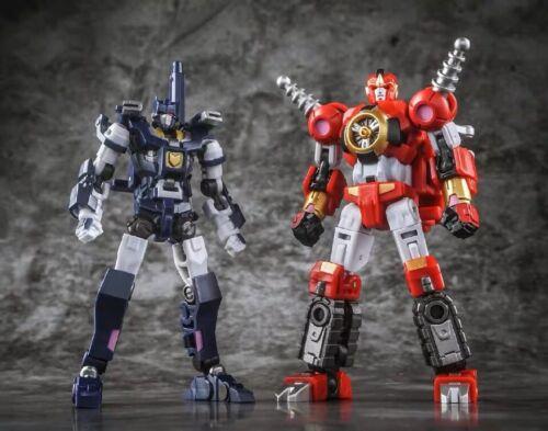 Transformers IronFactory IF EX-32 Phecda EX-33 MIZAR in magazzino