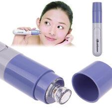 Electric Blackhead Whitehead Pimple Acne Blemish Extractor Remover Tool Kit UK