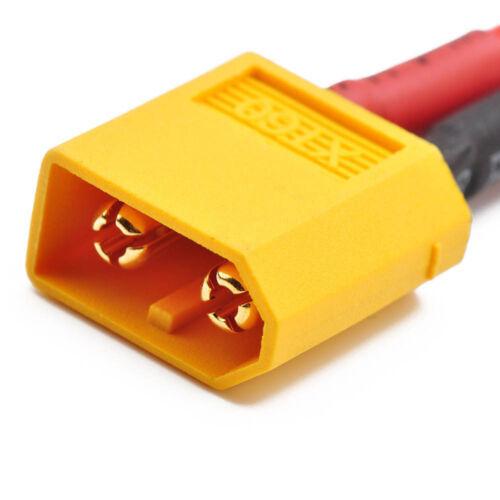 Ec3 prise vers xt60 connecteur câble adaptateur Lipo Adaptateur Chargeur Batterie Deans