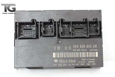 VW Jetta Convenience Control Module unit OEM 1K0 959 433 AK