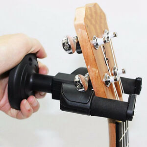 Electric Guitar Hanger Holder Stand Rack Hook Wall Mount for All Size Guitar LA