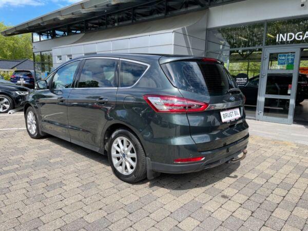 Ford S-MAX 2,0 TDCi 150 Titanium aut. 7prs - billede 2