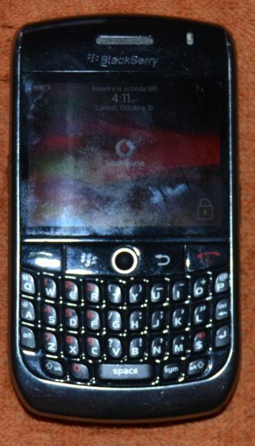 BLACKBERRY 8900 funzionante