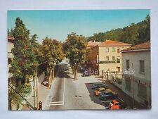 BARZANO' BRIANZA Viale Manara vigile Fiat 500 Lecco vecchia cartolina