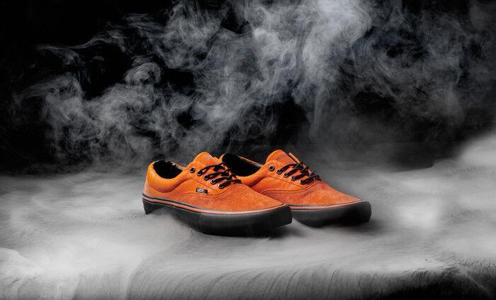 Vans Era Pro Spitfire Cardiel Orange! New With Box!