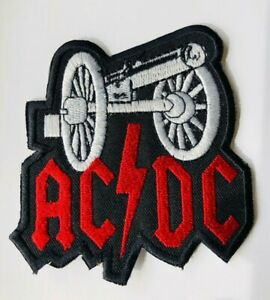 Ac-Dc-Music-Band-Embroidered-Iron-On-Sew-On-Patch-Badge-For-Clothes-etc