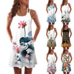 UK-Women-Summer-Vintage-Sleeveless-Floral-Print-Boho-Bench-Short-Mini-Dress-Tops