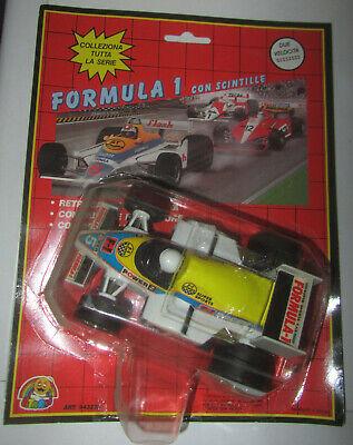 Macchina Modellino Formula 1 Con Scintille Sparkling Litardi Super Power 5 Rafforza Tendini E Ossa