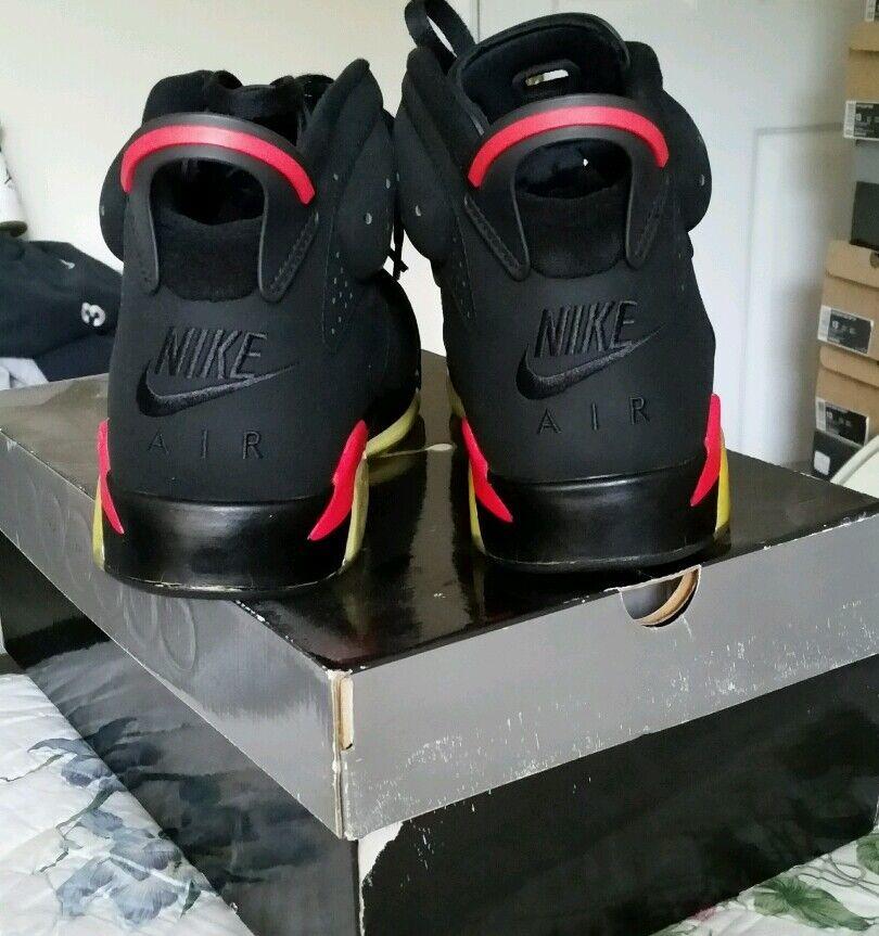 Nike Air Jordan 6 Infrared Infrared Infrared 2000 size 14 e9383b