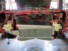 Cxracing Twin Turbo Fmic Intercooler 2 In 1 Out For Mustang Camaro