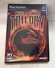 Mortal Kombat Trilogy GH - PS1 - (Sony PlayStation 1, 1996) FAST SHIPPING!