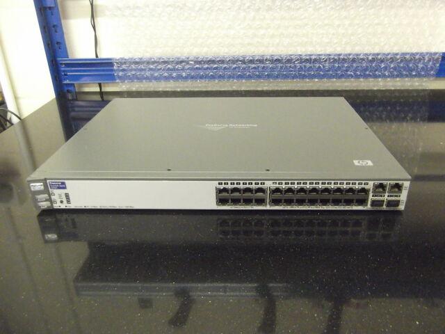 HP ProCurve J4900C 24 port + 2 DP Gig ports Switch 2626
