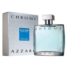 Azzaro Chrome Eau de Toilette for Men 1 oz