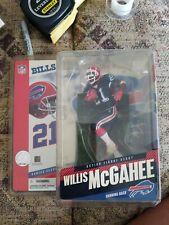 3d127cc1 2005 McFarlane Toys NFL Series 11 Willis McGahee Buffalo Bills Action Figure