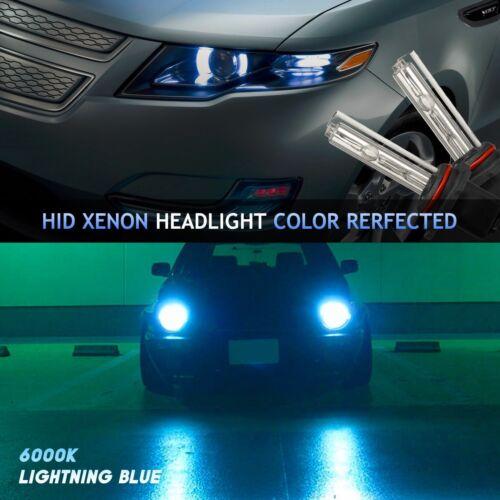 For 1997-2017 Chevrolet Malibu Fog//Headlight 35W 55W HID Kit AutoVizion Xenon