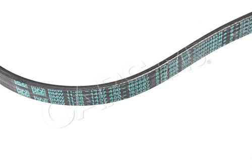 Genuine BMW E38 E39 E46 E53 Z3 Cabrio V Ribbed belt 5PK X 863 OEM 11281437450