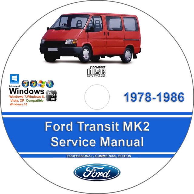 Ford Transit Mk2 1978
